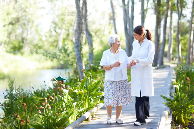 Excellent Spring Time Outdoor Exercises for Seniors