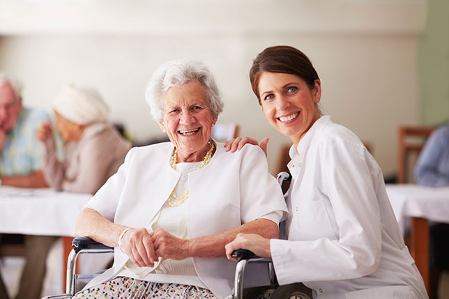 Family-Like Atmosphere in Our Assisted Living Facility