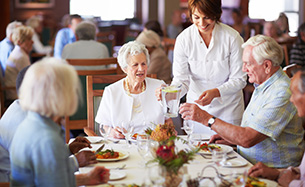 Keeping the Elderly Happy at an Assisted Living Facility