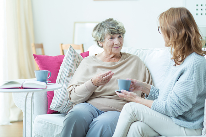 Companionship Care for Seniors