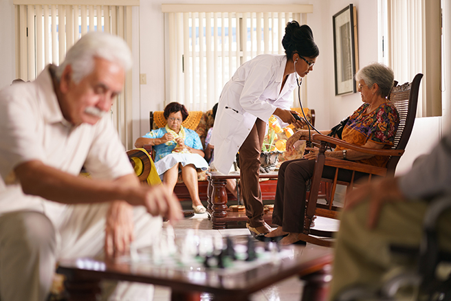 Nursing Facilities for Seniors