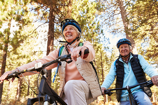 Benefits Of Exercise For Seniors
