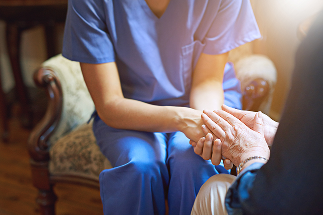 assisted living nurses responsibilities