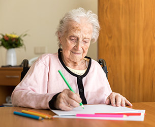 Activities for Short Stay Senior Residents