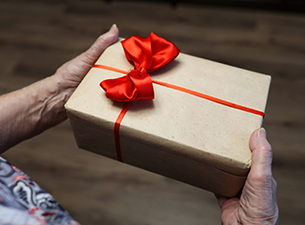 elderly care packages