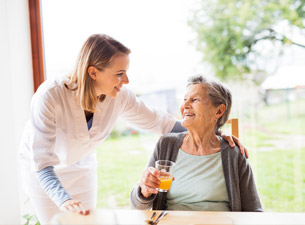 Skilled Nursing and Rehabilitation Center in Manville