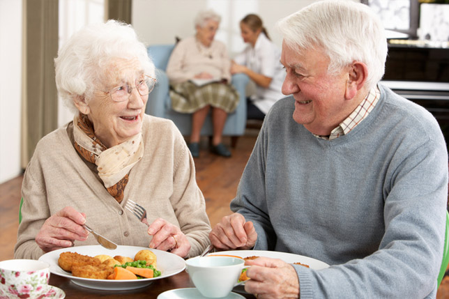 older adults nutritional needs