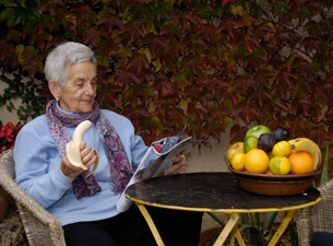 Nutritional Meal for Seniors