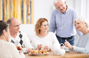 independent retirement communities