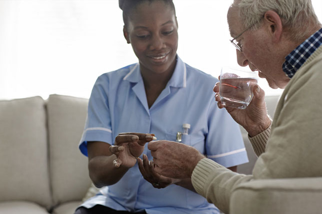 Adjusting to Life in An Assisted Living Community