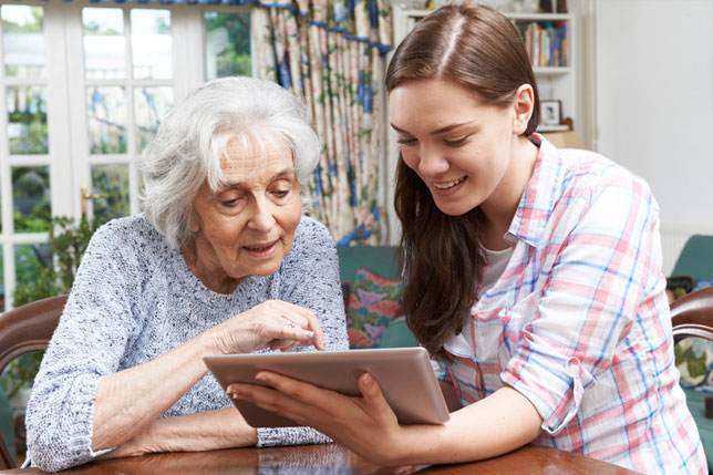 Searching for a Senior Living Community