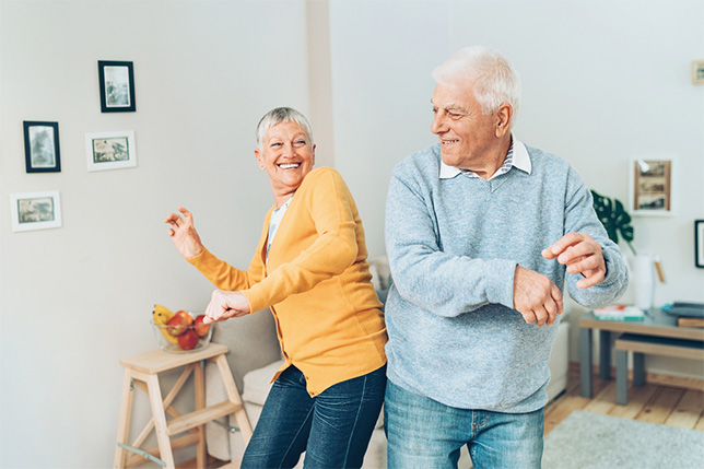 Aging Well with Retirement Communities