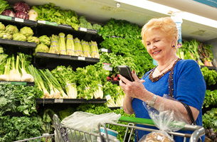 Eating Healthy & Within Your Budget as You Age