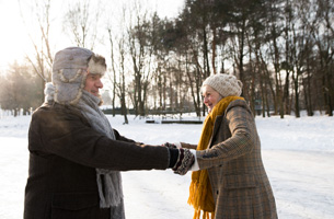 Winter Safety Tips for Senior Adults