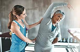 Living with Osteoporosis and Arthritis