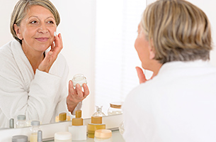 Elderly Skin Care