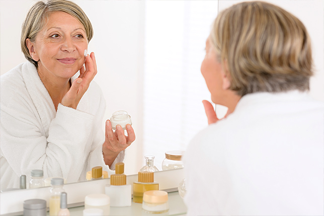 Healthy Skin Tips for Seniors