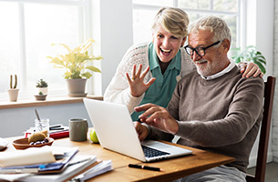 How Older Adults Benefit from Social Media