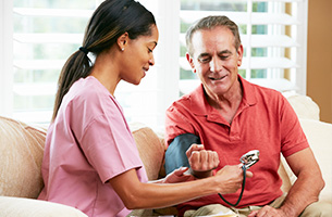How Skilled Nursing Homes Care for Seniors with High Blood Pressure