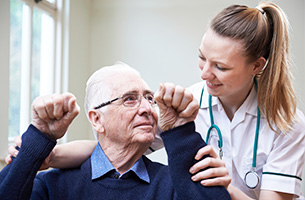 Staying in a Rehabilitation Center & Skilled Nursing Home