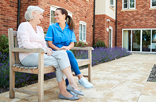 Tips for Touring an Assisted Living Community