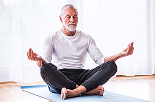 Top 5 Benefits of Meditation for Seniors