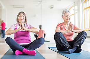 Advantages of Meditation for Seniors