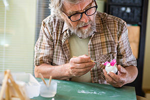 Therapeutic Activities for Seniors with Memory Problems