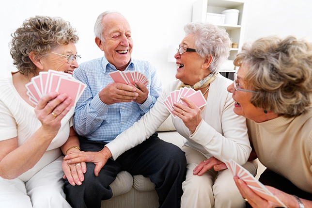 Senior Living Solutions - New Year's Resolutions to Stay Healthy!