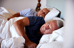 Understanding the Risk of Insomnia in Seniors