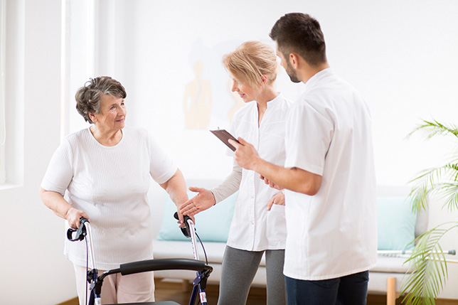 How to Choose a Rehab Facility for Stroke Recovery?