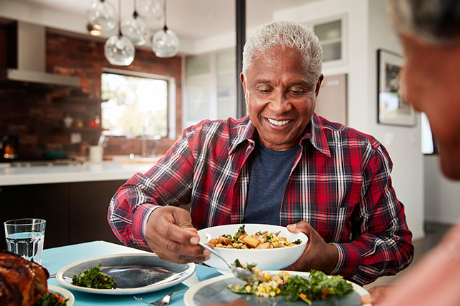 Why Do Nutritional Needs Change as We Age