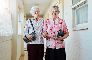 Senior Living Options at The Holiday Retirement