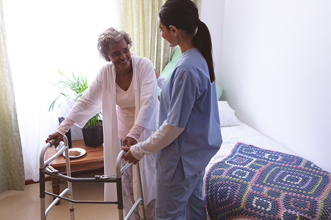 Understanding the Causes & Risks of Falls in Older Adults