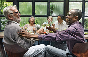 Things You Can Discuss to Connect with Others as You Age