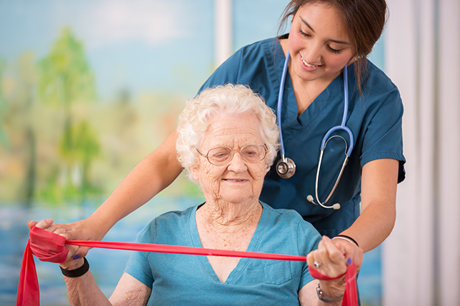 Why is Senior Rehabilitation a Good Option After a Hospital Stay?