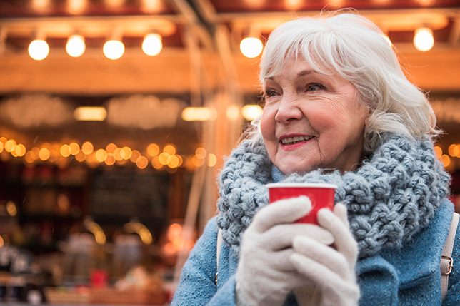 How Can Seniors Deal with Common Winter Problems?