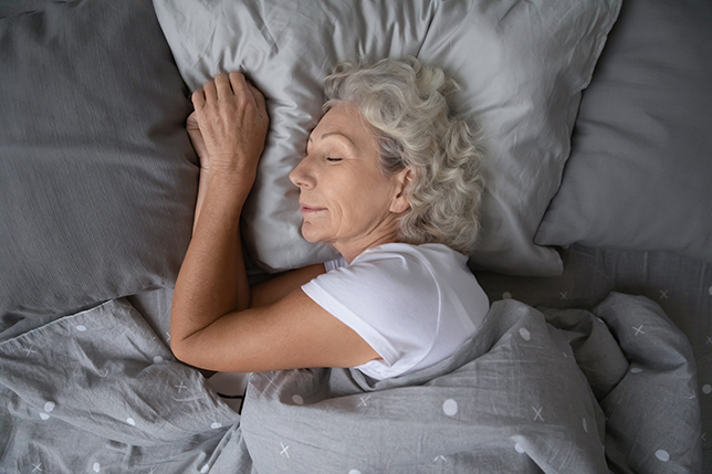 Improving Sleep in Your Senior Years by Reducing Pain & Discomfort
