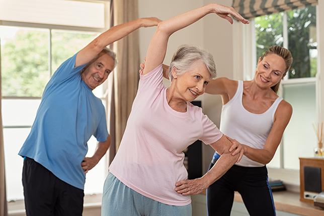 How to Avoid Fitness Injuries in Your Senior Years